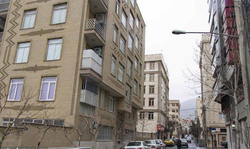 محله شهران