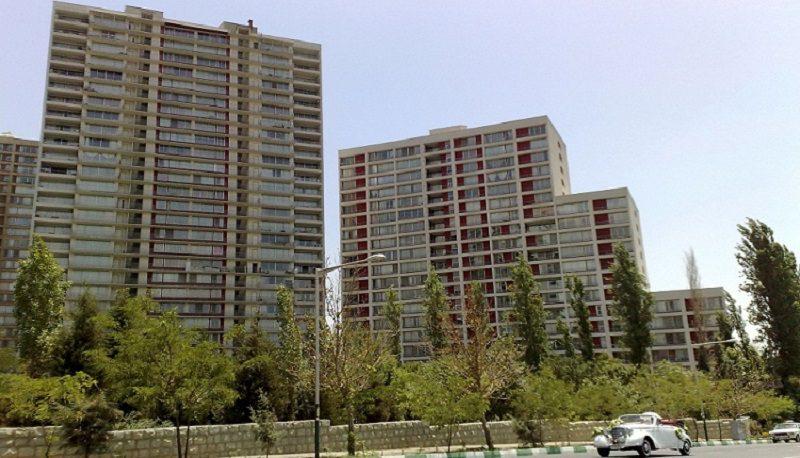 خرید آپارتمان در باغ فیض