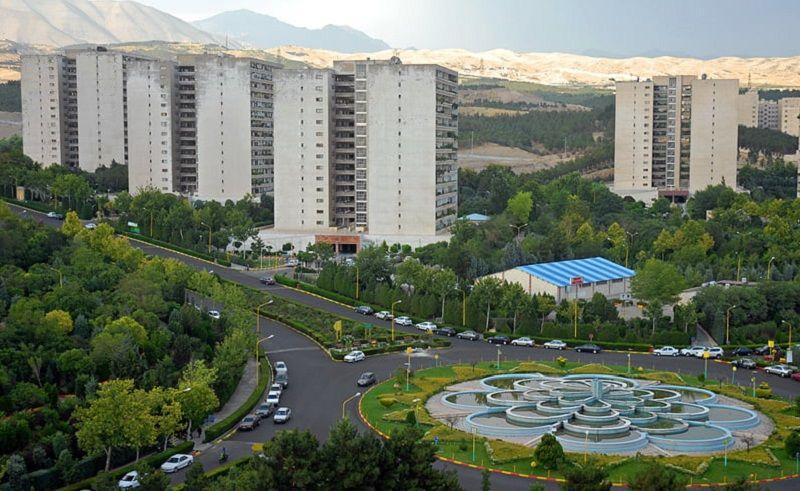 اجاره آپارتمان در منطقه تهرانپارس